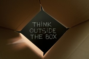 think-outside-box_shutterstock_81177457 semi